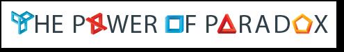 The Power of Paradox Book Logo